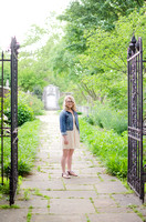 Mellon Park: Taylor, High  School Senior